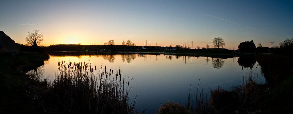 Châteaumeillant L'étang merlin